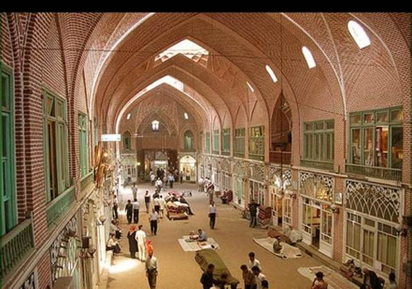 پاو وینت بازار ایرانی
