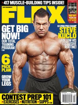 مجله تخصصی بدنسازی flex usa-february 2017-p2p